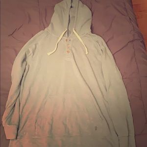 Chubbies The One Shade of Grey Hoodie, L